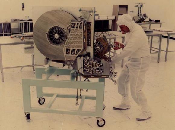 1979 年的 250MB 硬盘。