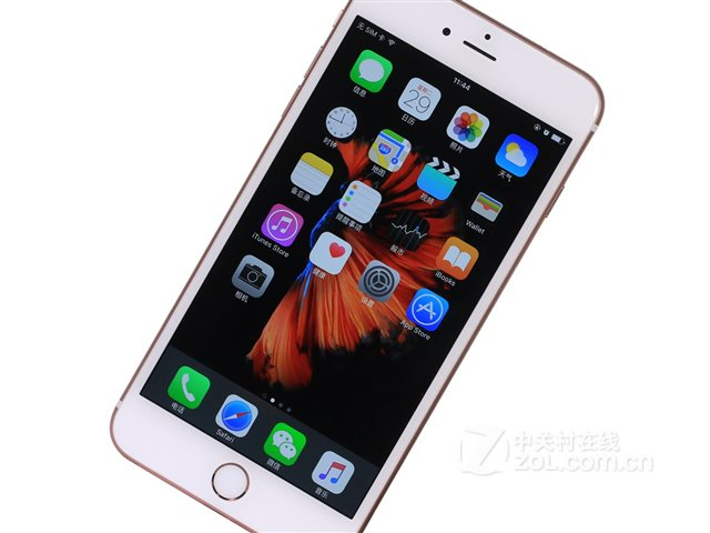 iphone6splus纯白壁纸