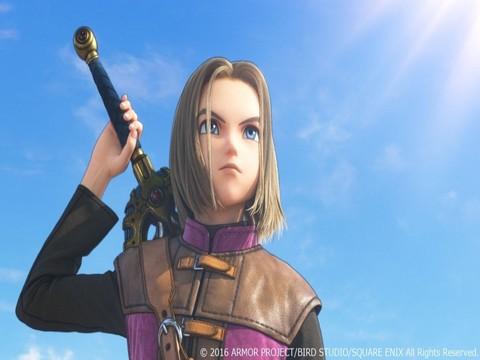 《勇者斗恶龙11》Switch发售日仍未确定