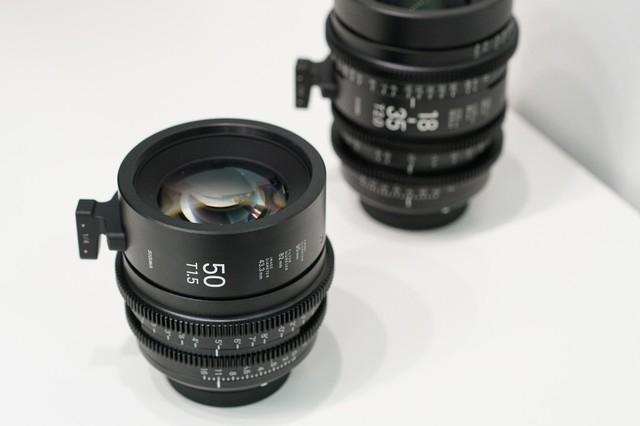 适马镜头大全_黑科技加成 适马多款新镜头外观实拍