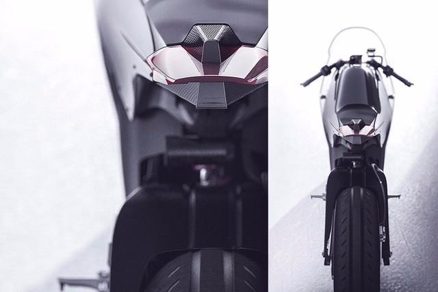 意大利知名工作室Camal推出概念摩托车