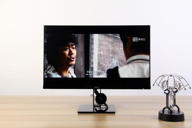 搭载三边无边框技术 AOC V2新品美图欣赏