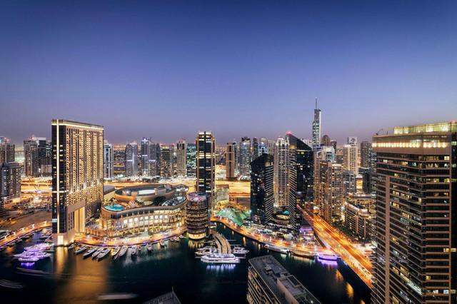 俯瞰视角的魅力 精彩城市摄影照片欣赏