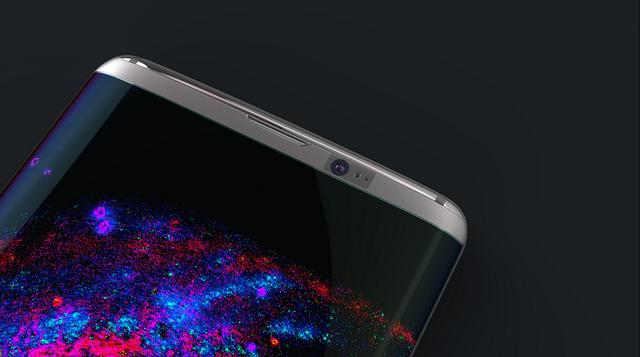 曝三星S8/Edge假想图 后悔手机买早了吧