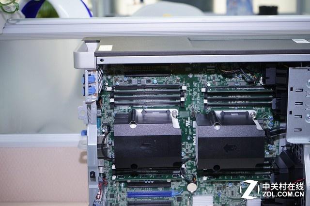 戴尔T7910图赏 感受万元专业级工作站