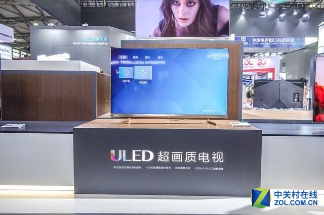 黑科技集锦 直击CESA2019海信展台