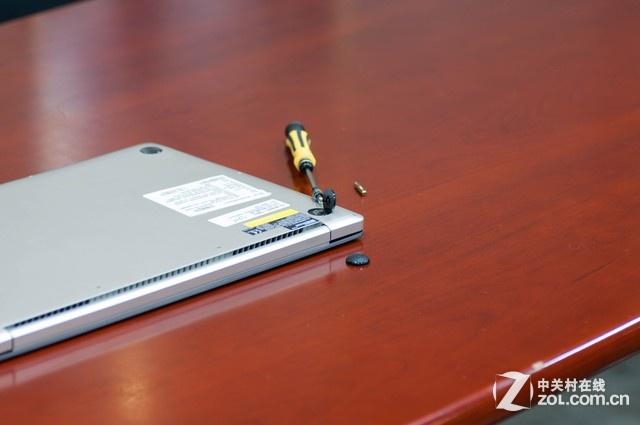 全金属4K轻薄款 华硕UX501拆解图赏