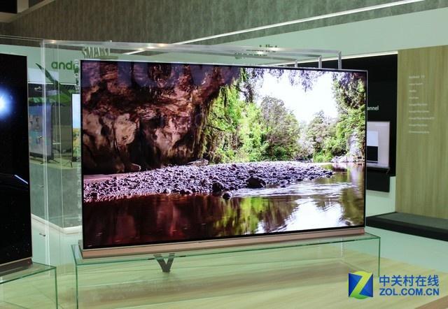 创维77英寸OLED电视