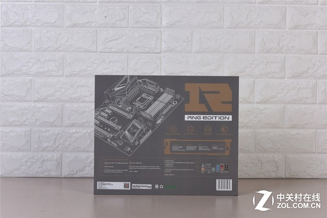 RNG定制款 iGameZ370-X RNG Edition图赏